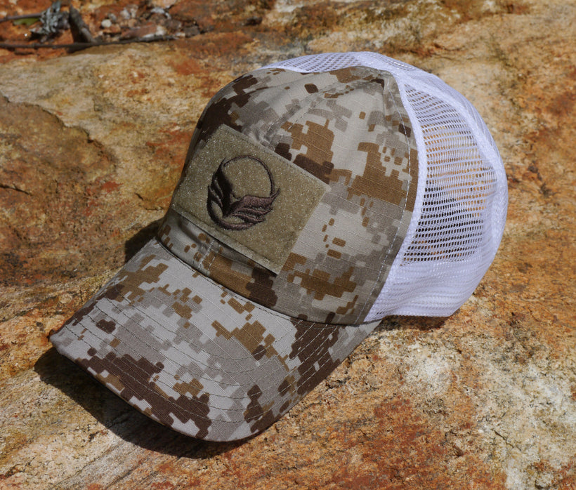 MARPAT Pattern Mesh Tactical Cap