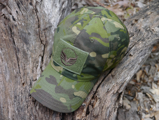 Tropical MultiCam Tactical Cap