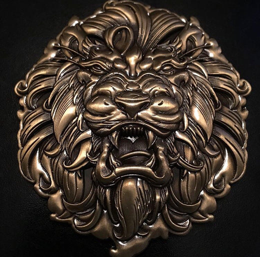 LION Challenge Coin