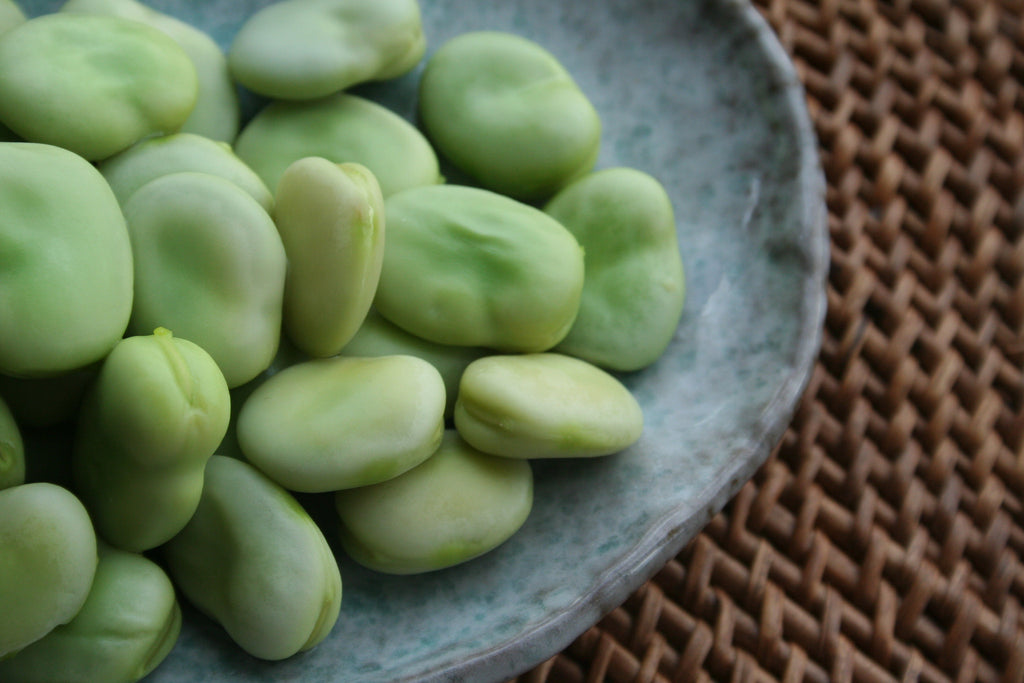 In defence of broad beans.