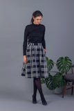 Agata Pleated Skirt