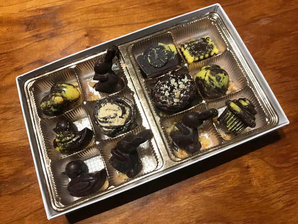 NEW: Joy of Life Gourmet Organic Chocolate Assortment