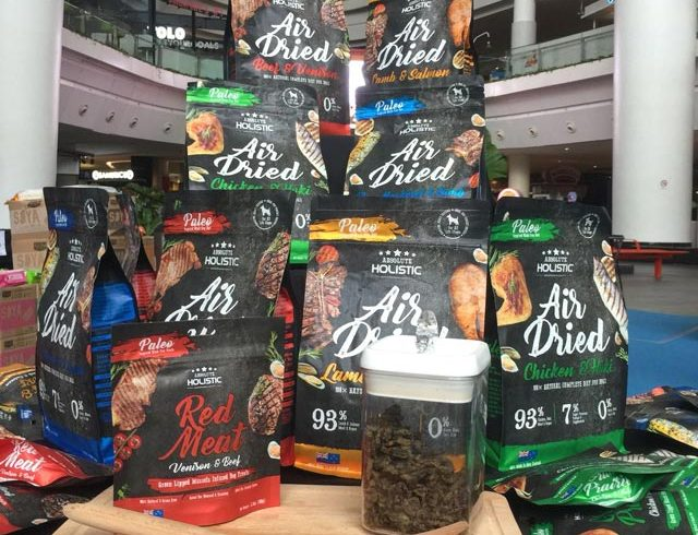 Dog Food Review: Absolute Holistic Air-dried Dog Food Singapore