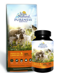 Dog Food Review Alps Natural Grass Fed Lamb