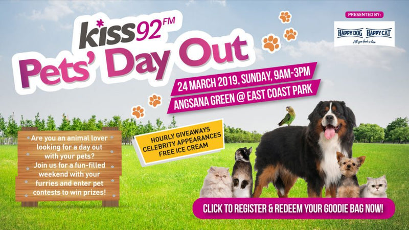 Pets Event March 2019: Kiss92 FM Pets' Day Out