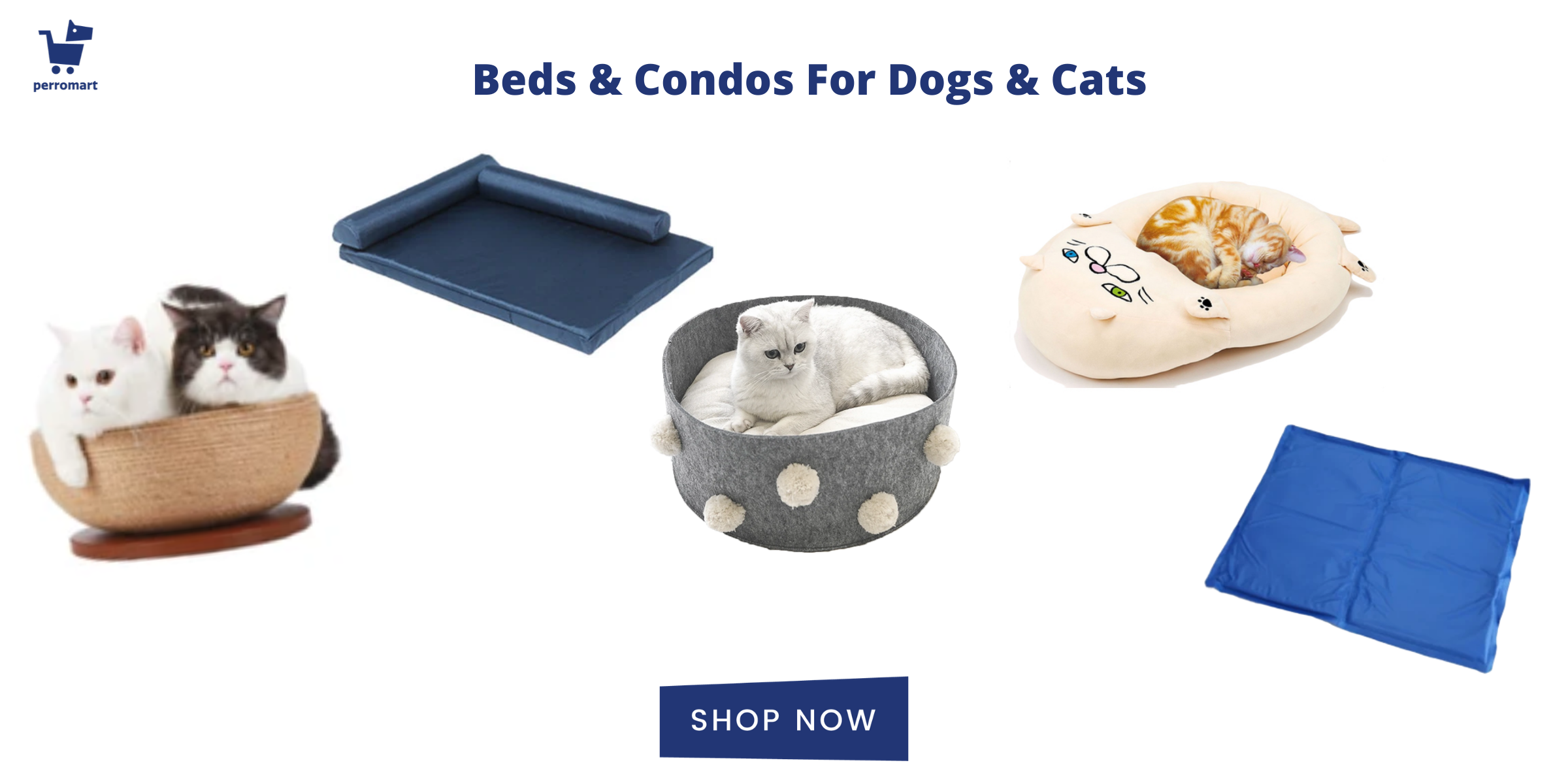 beds and mats for cats and dogs