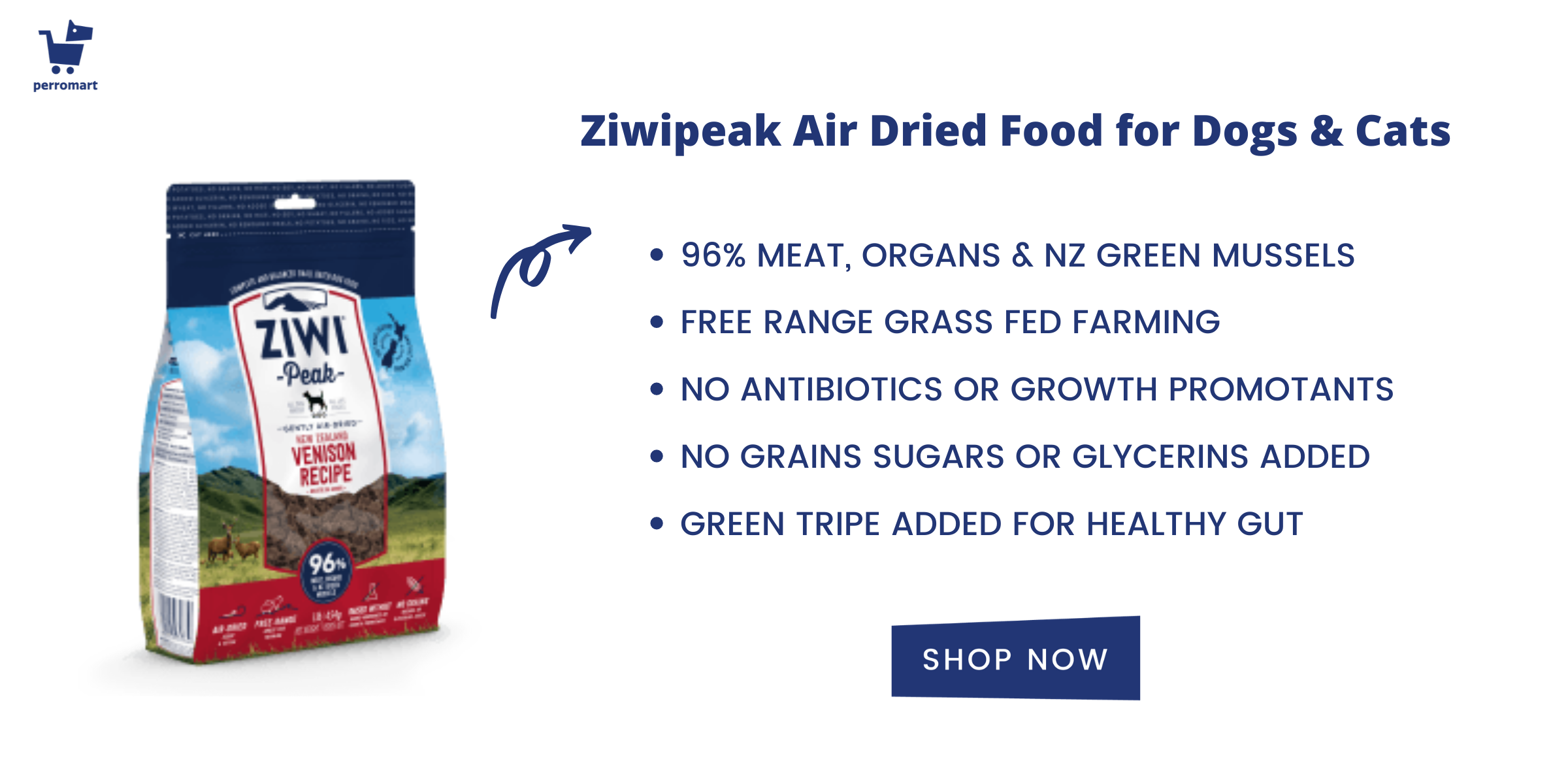 ziwipeak air dried food for dogs and cats