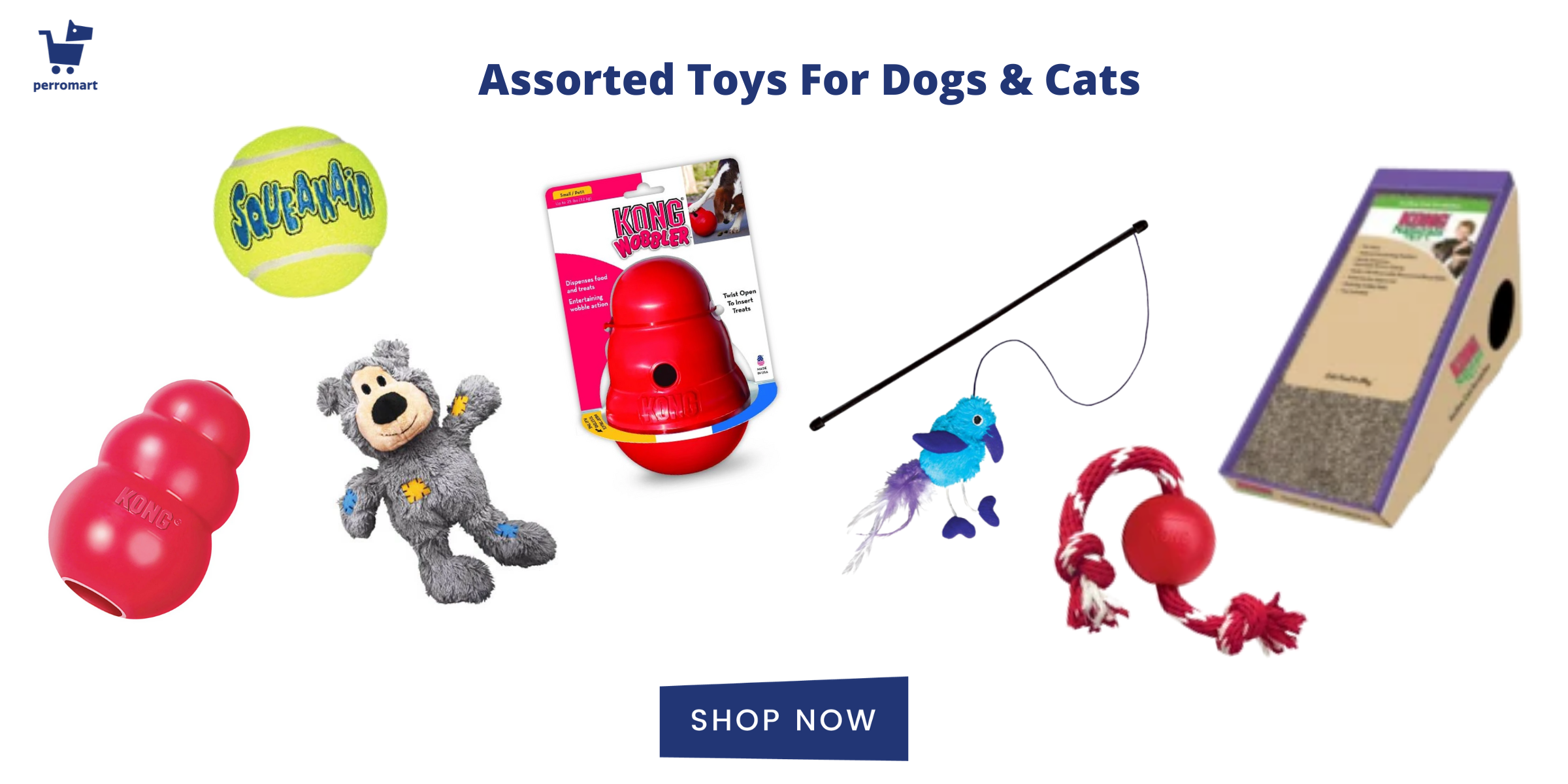 dog and cat toys