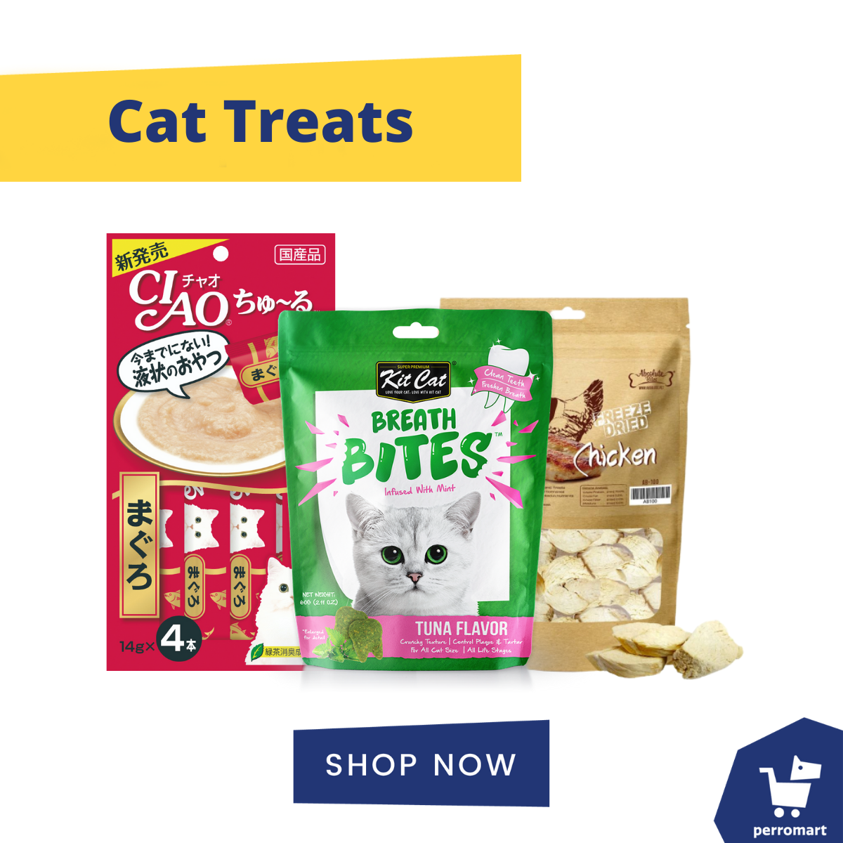 cat treats for cats of all ages