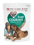 love 'em Linseed & Rosemary Cookies for Dogs 450g | Perromart Online Pet Store Singapore