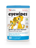 Petkin Eye wipes For Pet 30ct | Perromart Online Pet Store Singapore