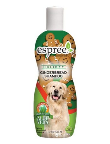 Espree Gingerbread Shampoo For Dogs 355ml | Perromart Online Pet Store Singapore