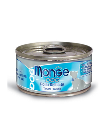 Monge Tender Chicken Wet Dog Food 95g | Perromart Online Pet Store Singapore