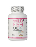 Dom & Cleo Wild Fish Oil For Dogs & Cats 60 Gelcaps | Perromart Online Pet Store Singapore
