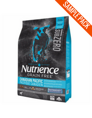 Nutrience SubZero Grain Free Canadian Pacific Dog Food Sample