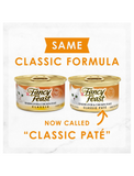 Fancy Feast Classic Tender Liver & Chicken Canned Cat Food 85g | Perromart Online Pet Store Singapore