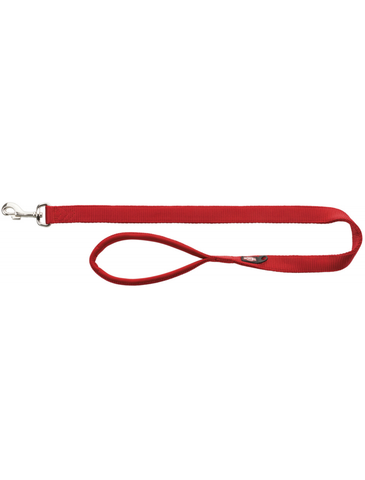 Trixie Premium Leash for Dogs - Red (3 Sizes) | Perromart Online Pet Store Singapore