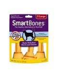 SmartBones Bacon and Cheese Classic Bone Chews Dog Treats (4 Sizes) | Perromart Online Pet Store Singapore