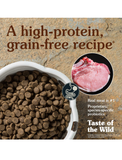 Tasteof the Wild South Canyon Recipe with Wild Boar Canine Dry Dog Food (2 Sizes) | Perromart Online Pet Store Singapore
