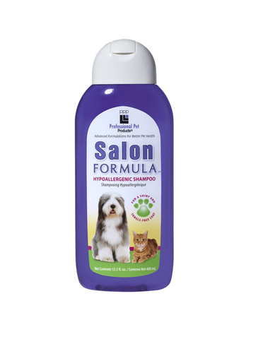 PPP Salon Formula Hypoallergenic Shampoo For Pets ( 2 Sizes ) | Perromart Online Pet Store Singapore