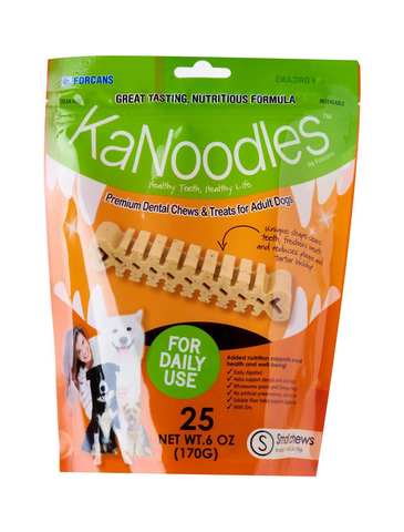 Forcans KaNoodles 220g (3 Sizes) | Perromart Online Pet Store Singapore
