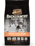 Merrick Backcountry Raw Infused Pacific Catch Recipe Dog Dry Food (2 Sizes) | Perromart Online Pet Store Singapore