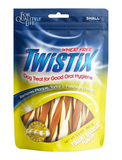 TWISTIX Yogurt & Banana Dog Treats 156g Small | Perromart Online Pet Store Singapore