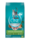 Purina One Indoor Advantage Premium Dry Cat Food 3.5Lb | Perromart Online Pet Store Singapore