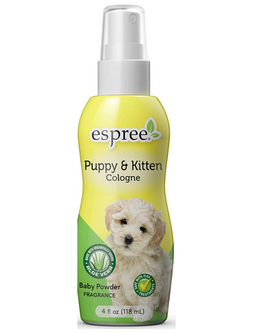 Espree Puppy & Kitten Cologne 118ml | Perromart Online Pet Store Singapore