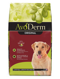 AvoDerm Natural Lamb & Brown Rice Formula Adult Dry Dog Food 3 Sizes | Perromart Online Pet Store Singapore