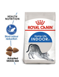 Royal Canin Feline Health Nutrition Indoor 27 Dry Cat Food 4 Sizes | Perromart Online Pet Store Singapore