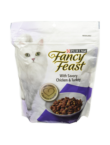 Fancy Feast Gravy Lovers Salmon Canned Cat Food 85g | Perromart Online Pet Store Singapore