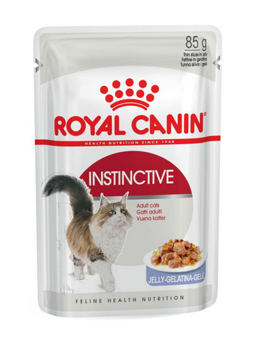 Royal Canin Feline Health Nutrition Instinctive Wet Food for Cats 85g | Perromart Online Pet Store Singapore
