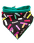 The Fluff Co. Classic Tie Reversible Scarf Bandana Party | Perromart Online Pet Store Singapore