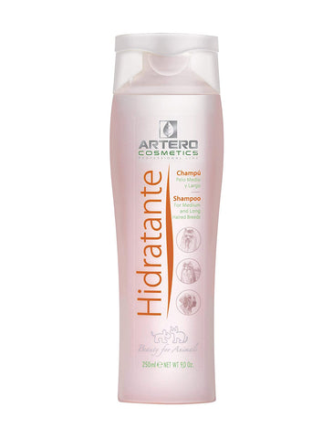 Artero Hidratante Moisture Shampoo for Dogs and Cats (2 Sizes) | Perromart Online Pet Store Singapore