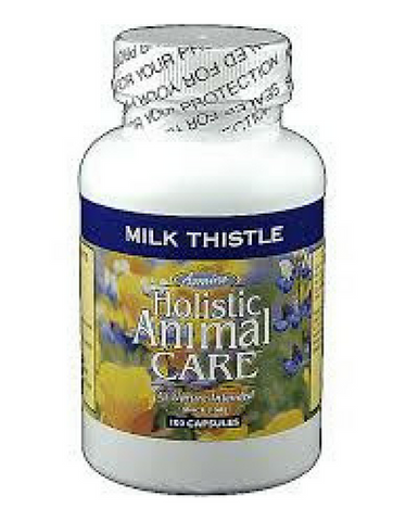 Azmira MIlk Thistle Extract (100caps) | Perromart Online Pet Store Singapore