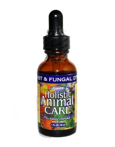Azmira Yeast & Fungal D'Tox ( 1oz ) | Perromart Online Pet Store Singapore