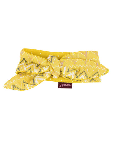 Catspia Yellow Kaia Scarf for Cats (3 Sizes) | Perromart Online Pet Store Singapore