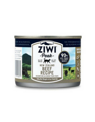 Ziwipeak Beef Canned Cat Food ( 2 Sizes )  | Perromart Online Pet Store Singapore