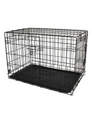 Simply Mansion Dog Cage 3ft
