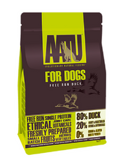 AATU Free Run Duck Grain Free Dog Dry Food (3 Sizes)