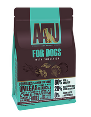 AATU Fish with Shellfish Grain Free Dog Dry Food (3 Sizes)