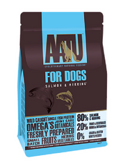 AATU Wild Caught Salmon & Herring Grain Free Dog Dry Food (3 Sizes)