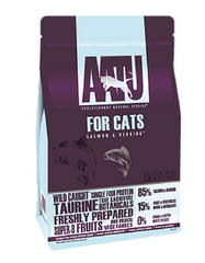 AATU Wild Caught Salmon & Herring Grain Free Cat Dry Food (3 Sizes)