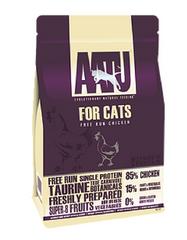 AATU Free Run Chicken Grain Free Cat Dry Food (3 Sizes)