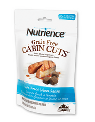 [SALE] [PRICES REDUCED] Nutrience Grain-Free Cabin Cuts Maple Glazed Salmon Dog Treats 170g
