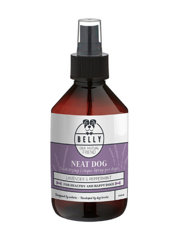 Belly Neat Dog Deodorizing Cologne Spray for Dogs 250 ml