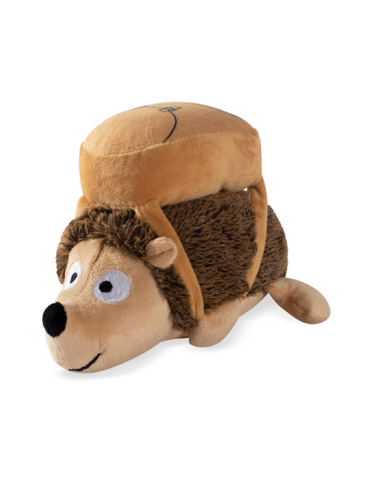 Fringe Studio Auggie'S First Day Of School, Squeaky Plush Dog Toy | Perromart Online Pet Store Singapore