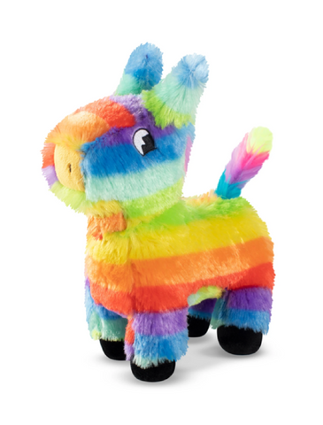 Fringe Studio Pinata Party Boy, Dog Squeaky Plush Toy | Perromart Online Pet Store Singapore