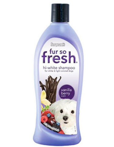 Fur-So-Fresh® Hi-White Dog Shampoo 18oz | Perromart Online Pet Store Singapore